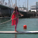 Starboard Paddle For Hope 2012 Auckland