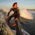GoPro paddle footage