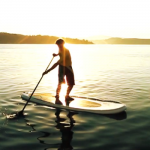 How to SUP with sam Ross reverse paddle turn