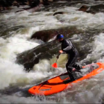 White water SUP