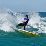 Beau Nixon SUP Surfing