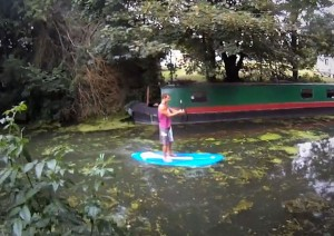 River Stort Red Paddle Co Inflatable SUP Session