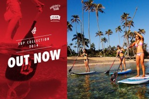 Fanatic SUP Collection 2014