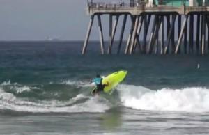 Huntington Beach SUP