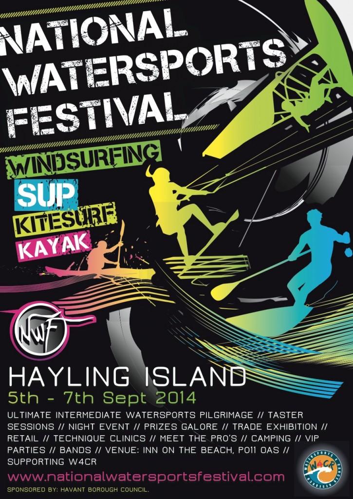 National Watersports Festival, NWF @ Hayling island