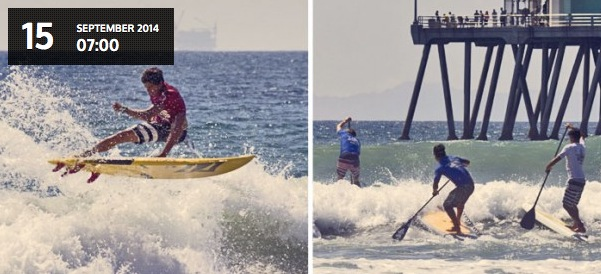 2014 Huntington Beach Pro Grand Slam, USA @ Huntington Beach