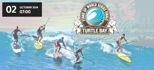 2014 World Series Finals at Turtle Bay,  @ Oahu