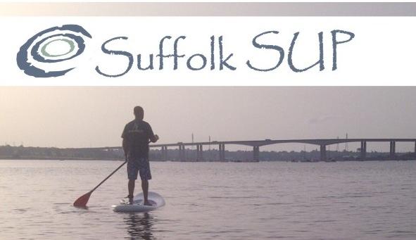 Suffolk SUP Suptember race day @ Suffolk