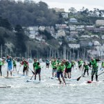 Ben Leads the Way for Ecover SUP Team