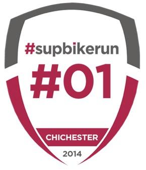 SUPBIKERUN..a new breed of triathlon @ Chichester