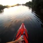 30km Thames paddle
