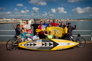 'Naish One' Stand Up Paddle Board in WEYMOUTH