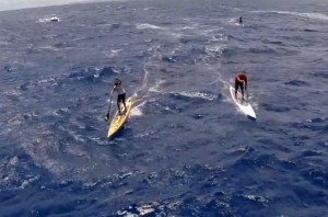 Maui to Molokai SUP RACE 2014