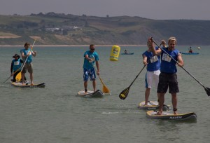 "One design SUP racing boosts UK SUP ""explosion"""