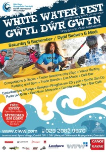 White Water Festival - including SUP! @ Cardiff | United Kingdom