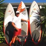 Robert Pirie 2015 JP SUP Australia 8'6''