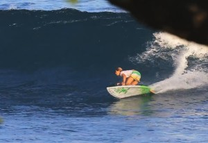 Iballa Moreno - Oahu at Turtle bay 2014