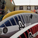 The National Watersports Festival 2014 SUP kit