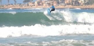 Loco Morocco SUP surfing