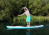 SUP Improved Paddling Technique - with Sam Ross