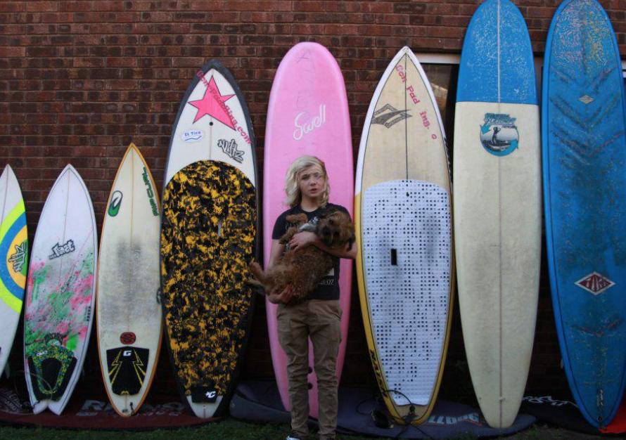 Aaron Rowe   SUPboarder