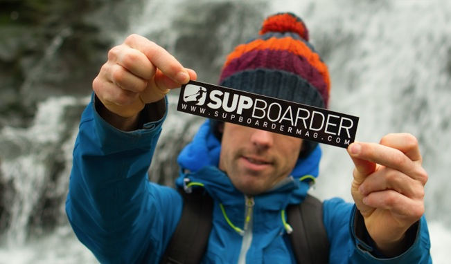You are the SUPboarder's