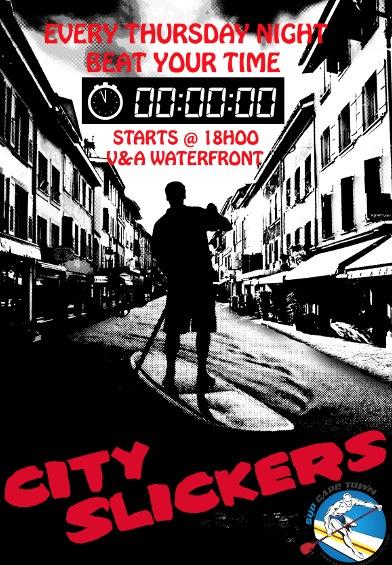 City Slickers SUP