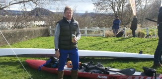 Great Glen Paddle review - by Mark Slater