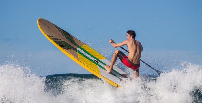 Why don't I look like that SUP surfing?