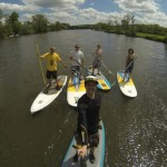 Ollie & Phil's '3 Lake Challenge'