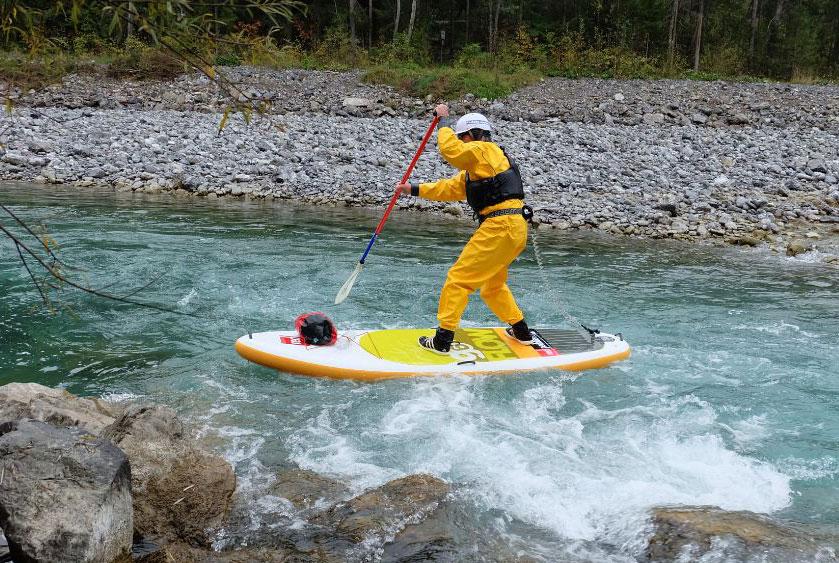 White Water Sup Safety Basics Supboarder Magazine