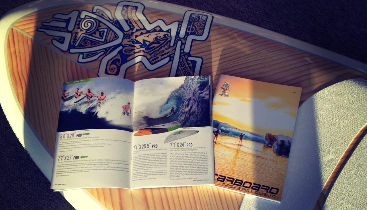 2015 Starboard SUP Brochure Giveaway