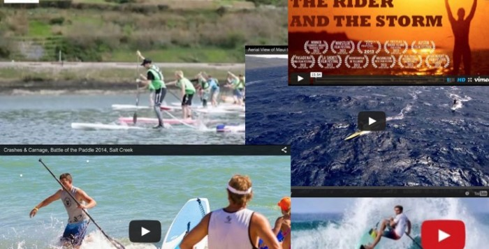 Best SUP videos of 2014