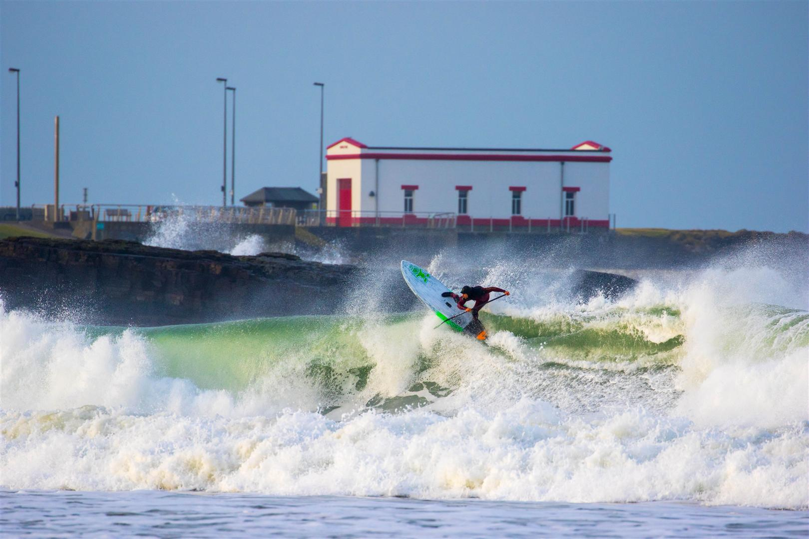 2015 Starboard Pro / Rider review - Finn Mullen