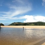 Surf Snowdonia - Team Starboard SUP the first public Wave Garden