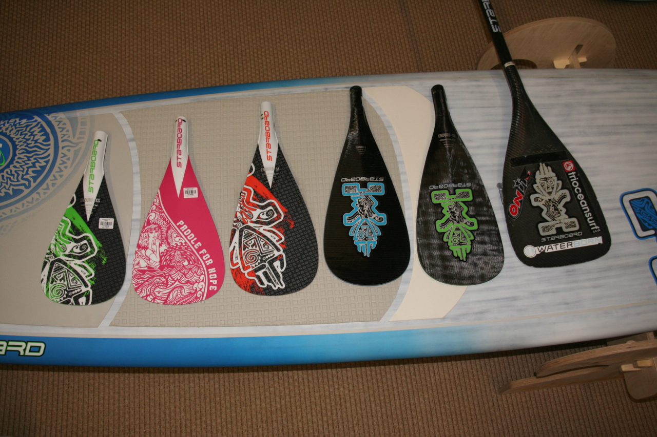 Paddle Blades