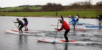 Northern SUP Race Series