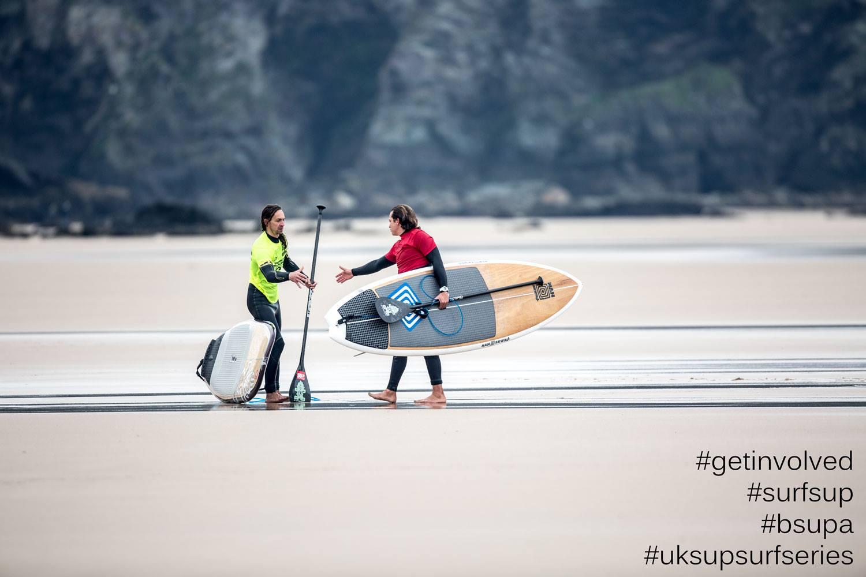 BSUPA National SUP Surf Series Round 1