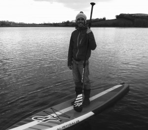 what to wear when paddling winter