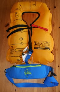 Palm Glide Inflatable PFD