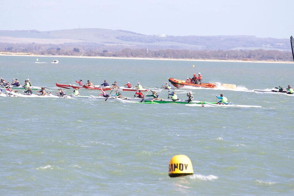 Round Hayling Island Race Review