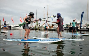 Paddle Round the Pier 2016 - the full run down