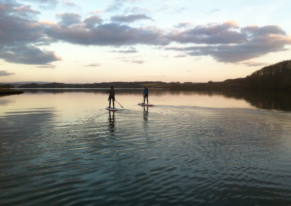 SUP Gear - kit for paddling your local waterways