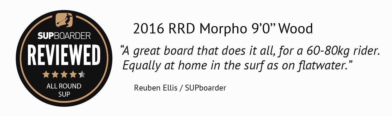 2016 RRD Morpho 9′0''