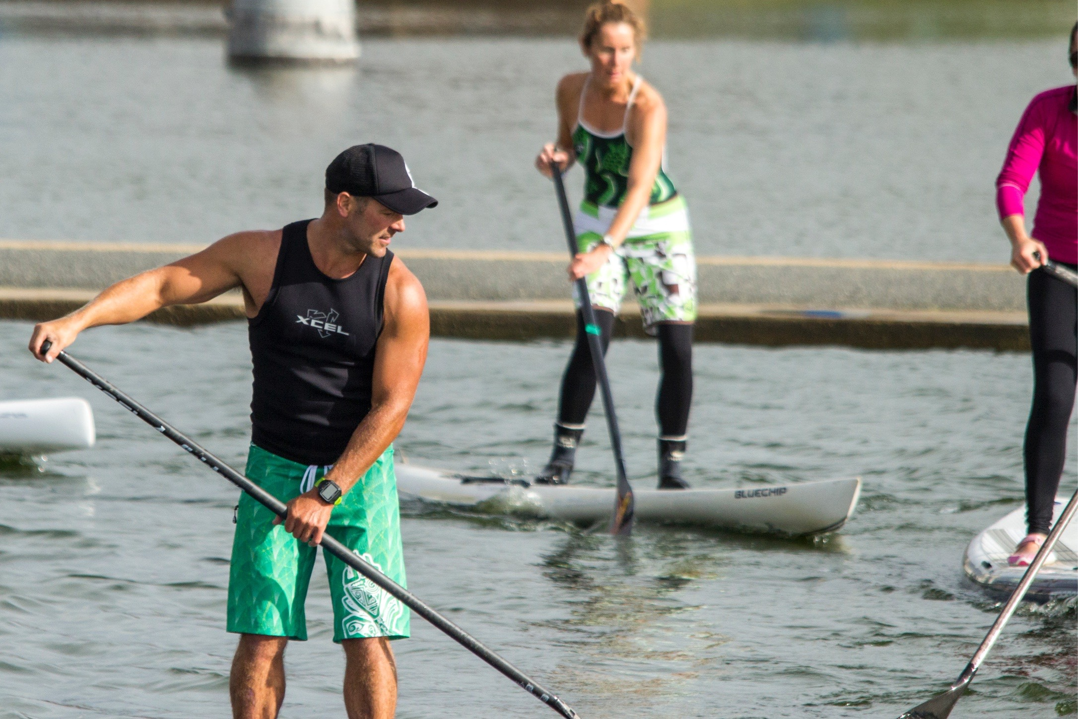 SUP Race Training