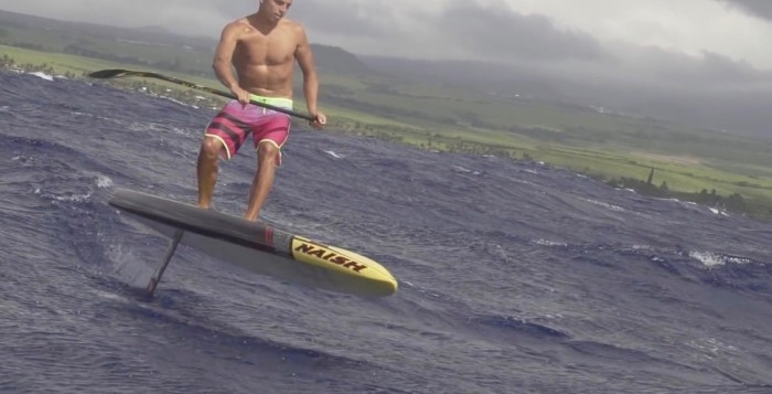 The past, present and the future - SUP Hydro Foils