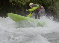 Finding Home - White Water SUP