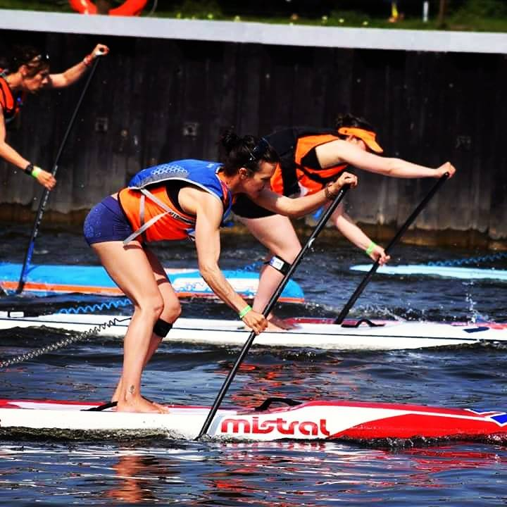 SUP Race Fuelling
