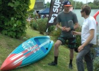 Ollie Shilston talks Starboard Sprint or All Star?