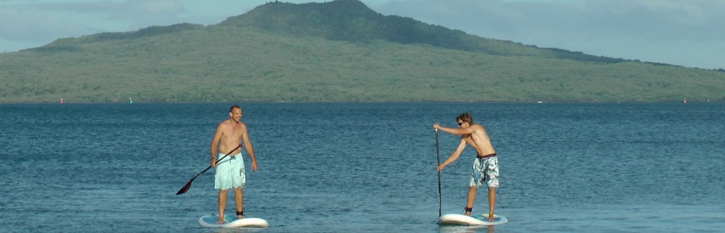 Top ten tips - getting up and staying up on a SUP